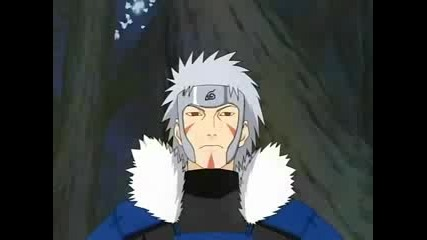 Orochimaru Vs Sarutobi