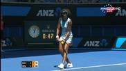 Винъс Уилямс - Лорън Дейвис ( Australian Open 2015 )