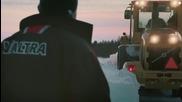 Най-бързия трактор на планетата (130 км/ч с трактор на сняг и лед)
