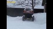 Такъв Passat Не Сте Виждали - Тест В Сняг
