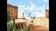 Анимация - Кофти Се Пада В Кактусите