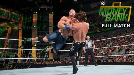 Джон Сина срещу AJ Styles, Money in the Bank 2016