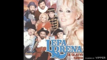 Lepa Brena & Slatki greh - Golube - (Audio 2000)
