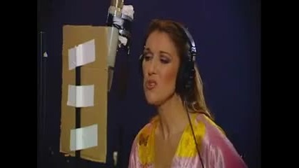 Превод* Celine Dion - Dance With My Father /в студиото/