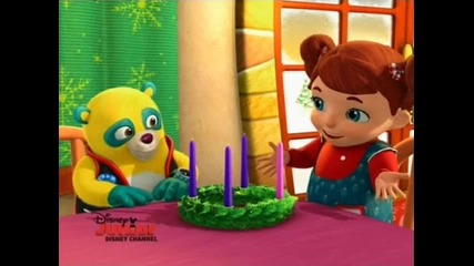 Специален агент Осо - Детски сериен анимационен филм Бг Аудио Епизод 17