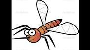 Три Комара На Морето:весело Детско Стихче