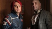 My Chemical Romance - Na Na Na (Na Na Na Na Na Na Na Na Na) and Art Is A Weapon (Оfficial video)