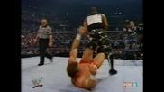 W W F Smackdown 08.23.2001 Дъдлитата с/у Биг Шоу и Били Гън