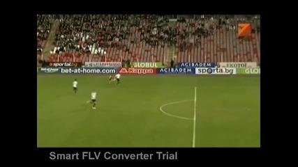 Феноменални голове на Антон Карачанаков - Ц С К А | Такива голове често се виждат на Армията :)
