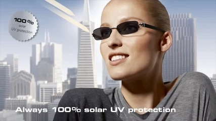 Photofusion® - Fast dark. Fast clear Self-tinting lenses by Zeiss
