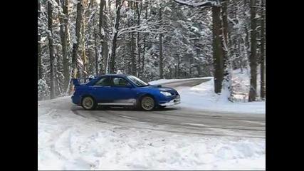 *заслужава си да се види* Subaru Impreza Wrx Sti