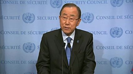 UN: North Korea's nuclear test is 'brazen breach' of UN resolutions - Ban Ki-moon