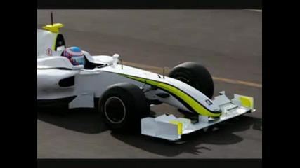 F1 Brawn Gp с двойна победа в Австралия!