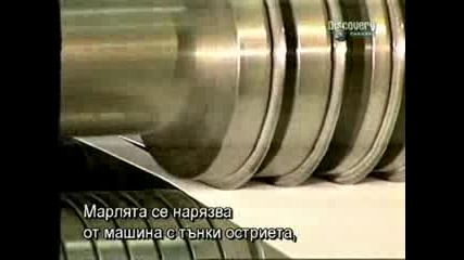 How Its Made - Plaster (bg Subs)