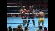 K-1 World Gp 1993 Maurice Smith vs Toshiyuki Atokaw
