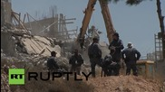 State of Palestine: Demolition of Beit El continues in spite of Bibi's opposition