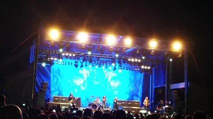 Hammerfall - Hearts on fire * Live 28.06.2015 Kavarna