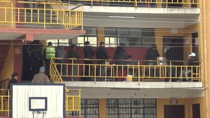 Боливийците показаха висока активност на референдума