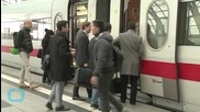 Travel Chaos! German Train Drivers Resume Walkout