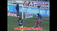 Нумансия - Атлетико Мадрид 1:1 Баркеро Гол