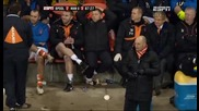 Манчестър Юнайтед 3 - 2 Блекпул Бербатов Втори Победен Гол *hq*
