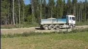 Scania R480 8x4