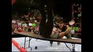 Wwe Edge Пак Си Изяжда Як Бой От John Cena