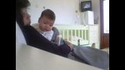 Гушкане На Бебе