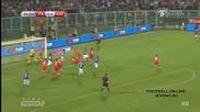 Италия 2:1 Азербайджан ( квалификация европейско първенство 2016) ( 10/10/2014 )