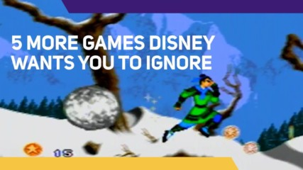 5 More Games Disney Wants You To Ignore