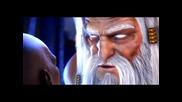 God Of War: Бог На Войната 2 - Историята С Български Субтитри, Част 1