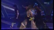 2pm - Again & Again [sbs Inkigayo 090531]