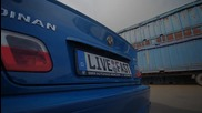Laguna Seca Blue M3 e46 _ Stancenation