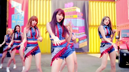 Nine Muses - Hurt Locker ( Official Music Video)