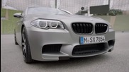 "Drifting the strongest Bmw M car. Bmw M5 ""30 Jahre M5"""