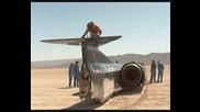 Thrust Ssc - October 15th 1997 - 1228kmh