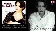 Vesna Zmijanac - Odlazim iz ovog grada - (Audio 1997)
