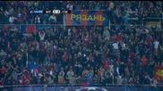 16.03.2010 Севилия 1 - 2 Цска Москва гол на Кейсуке Хонда
