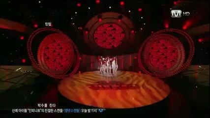 Teen Top - Interview + Clap Performance ^^