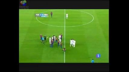 Messi simulira!!!!