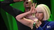 Lady Gaga - Applause (live Mtv Vma's 2013)