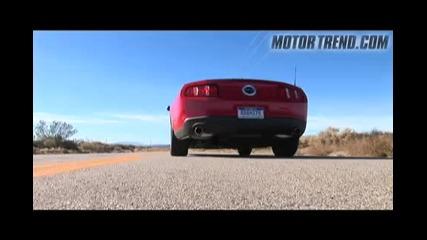 Ford Mustang от 2010 - Впечатления от Теста