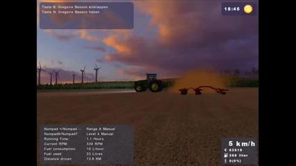 Landwirtschafts simulator 2009 Jd 7930