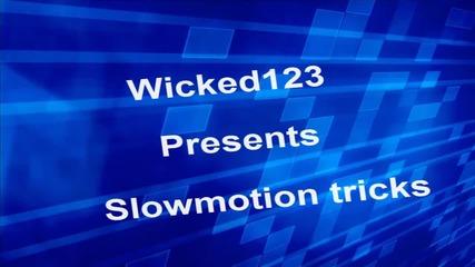 [фифа 12] Fifa skills slowmotion
