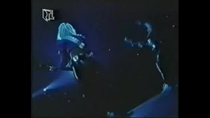 Lita Ford - Kiss Me Deadly (live 1989)