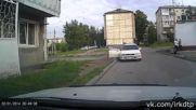Пияна жена краде колата , след семейна свада !