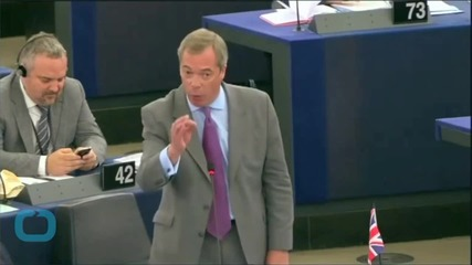 Britain's UKIP Says Farage Remains Party Leader, Whether He Likes It Or Not