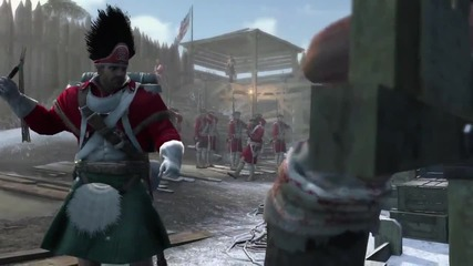 Assassin's Creed 3 E3 Gameplay Demo