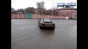 Лудак Върти Яко С Audi R8