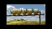 Pixar-Тенис с малки пиленца